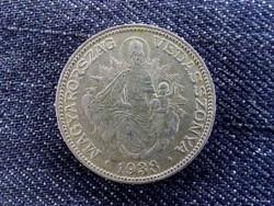 Szép Madonnás ezüst 2 Pengő 1938/id 7061/