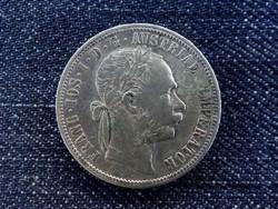 Szép Ferenc József ezüst 1 Florin 1879 (id6125)