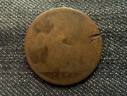 Anglia - Viktória One Penny 1873/id 7875/
