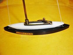 Retro Balatoni emlék plexi vitorlás vitorla nélkül
