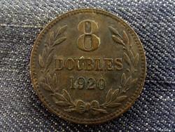 Guensey 8 doubles 1920 (id8118)
