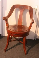 Antik fodrász szék