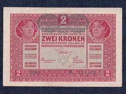 Osztrák-magyar 2 korona 1917/id 7779/