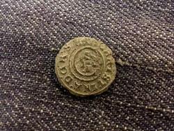 Svéd Livonia (Riga megszállása) - Krisztina királynő ezüst 1 Soldius 1649/id 8164/