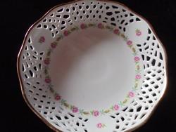 Marienbadi porcelán tálka