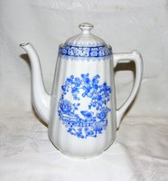 Tea kiöntő  China-Blau dekor Kahla porcelán