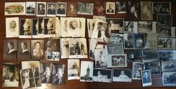Régi fotó gyűjtemény