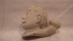 Gambies Aparis 1684 Taft férfi fej pipa