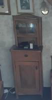 2 darab régi éjjeli szekrény