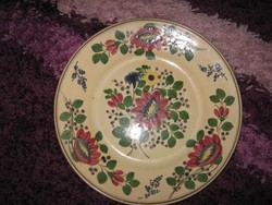 Banyitné kerámia tányér,  32,5  cm, 82.