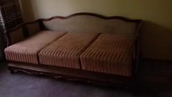 Neo-barokk kanapé