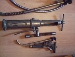 Antik fogászati eszközök 47 darab