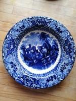 Antik Novothny Altohrau  fali tányér