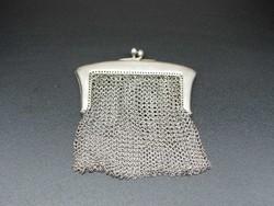 Színházi ezüst pénztárca