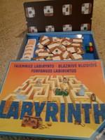 Furfangos labirintus, társasjáték