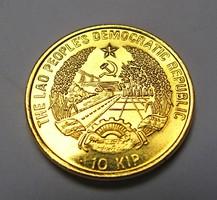 Laos 10 Kip 1991