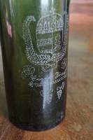 Különleges régi palack