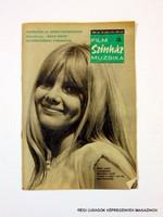 1969 január 18  /  FILM SZÍNHÁZ MUZSIKA  /  Régi ÚJSÁGOK KÉPREGÉNYEK MAGAZINOK Szs.:  9813