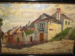 KÁROLY ANDOR / 1894-/ : TABÁN 1929, HADNAGY UTCA