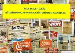 1945 április 22  /  DEMOKRÁCIA  /  ÚJSÁG REPLIKA! Szs.:  8163