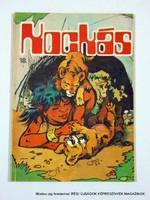 1985 ?  /  Kockás  /  Régi ÚJSÁGOK KÉPREGÉNYEK MAGAZINOK Szs.:  9577