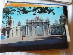 Isztambul képeslap
