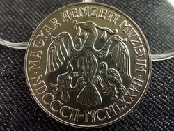Magyar Nemzeti Múzeum ezüst 200 Forint 1977 BU/id 8131/