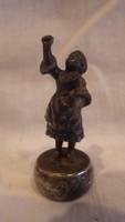 Antik miniatűr kis szobor