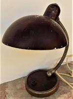 Kaiser Idell Bauhaus 20-30-as évek RITKA kisméretű DARAB !!!! retró loft design. Működik!