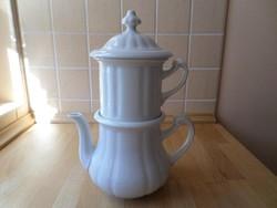 Bayreuth Valküre Bavaria fehér porcelán teakészítő szett 3-as méret