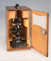 Steindorf & Co mikroszkóp