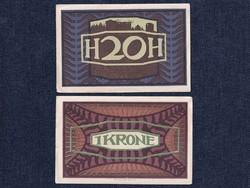 2 db osztrák szükségpénz 1920 (id7582)