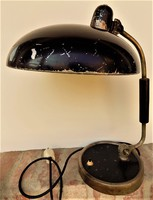 Kaiser Idell Christian Dell 6632 Bauhaus 20-30-as évek RITKA DARAB !!!! retró loft design. Működik!
