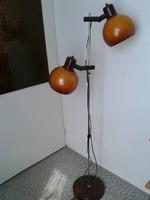 Retro állólámpa