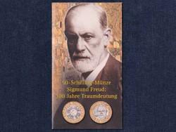 Osztrák bliszteres emlék 50 Schilling 2000 - Sigmund Freud/id 8180/