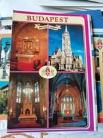 Mátyás - templom képeslap