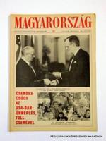 1990 június 8  /  MAGYARORSZÁG  /  Régi ÚJSÁGOK KÉPREGÉNYEK MAGAZINOK Szs.:  9790