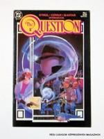 The Question  /  DC NO. 1  /  Külföldi KÉPREGÉNY Szs.:  9697
