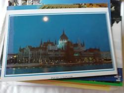 Parlament képeslap