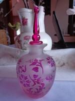 Parfümös üveg