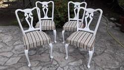 Provence neobarokk székek 2 db