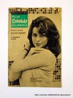 1969 január 4  /  FILM SZÍNHÁZ MUZSIKA  /  Régi ÚJSÁGOK KÉPREGÉNYEK MAGAZINOK Szs.:  9811