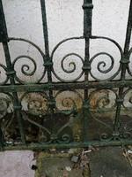 Kovácsolvas kapu eladó