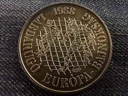 Labdarúgó Európa-bajnokság 1988 München ezüst 500 Forint/id 8137/