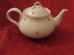 Gyönyörű Meisseni porcelán teakiöntő