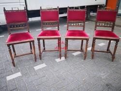 Gyönyörű ónémet székek!