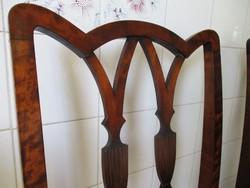 Csodálatos angol gótikus székek