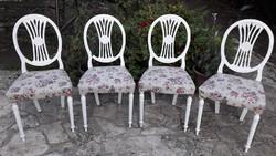 Provence szecessziós székek