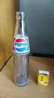 Régi üdítős üveg Pepsi 0,3