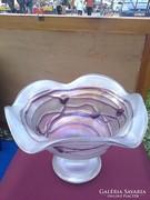 Üvegszállal díszített asztalközép